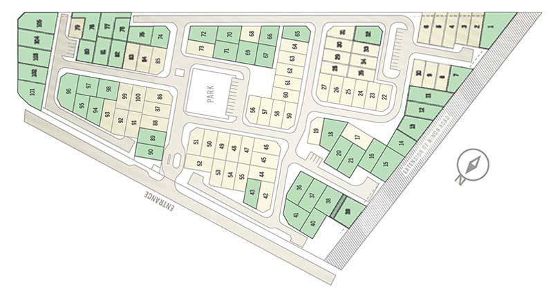 Unit Type 4 B Map